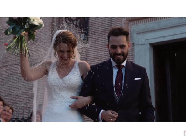 La boda de Jose y Patricia en Madrid, Madrid 1