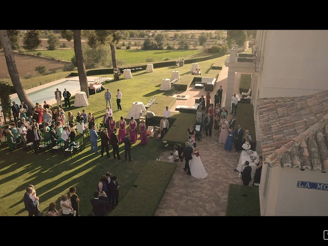 La boda de Toni y Ana en Aranjuez, Madrid 1