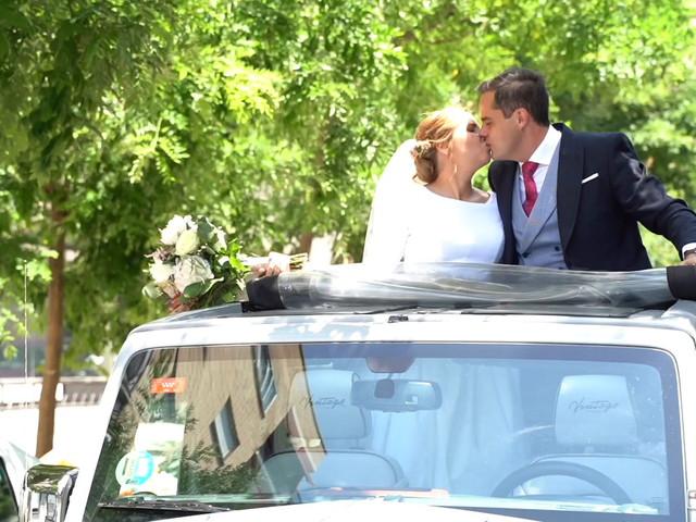 La boda de Irene y Francisco en Madrid, Madrid 1
