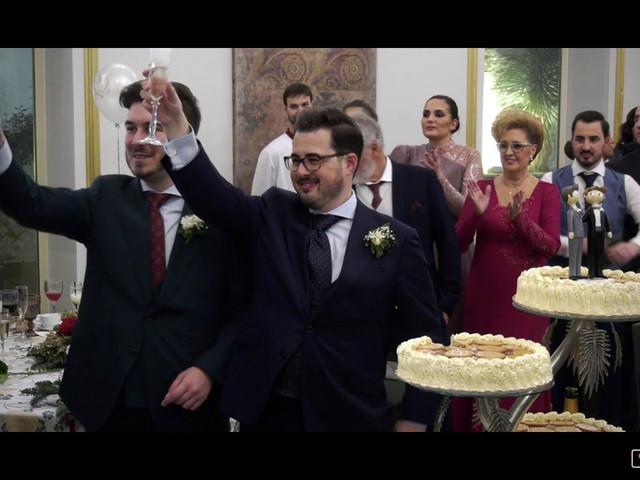 La boda de Juan y Daniel en Sevilla, Sevilla 1