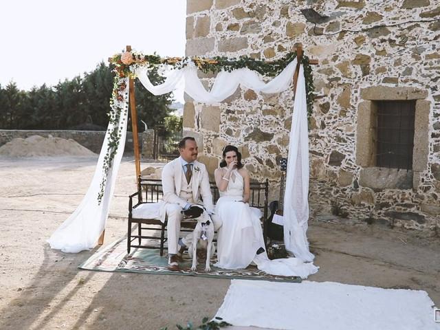 La boda de Rafa y Angela en Trujillo, Cáceres 1