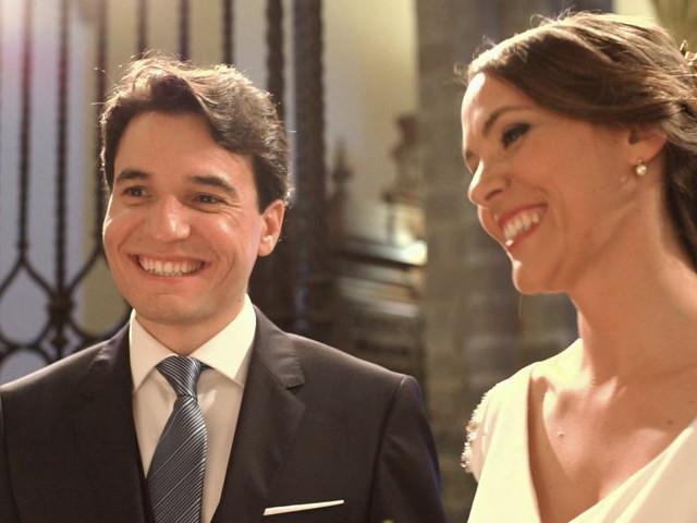 La boda de Ángel y Leonor en Aracena, Huelva 1