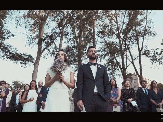 La boda de Maxime y Ariadna en Pont De Molins, Girona 1