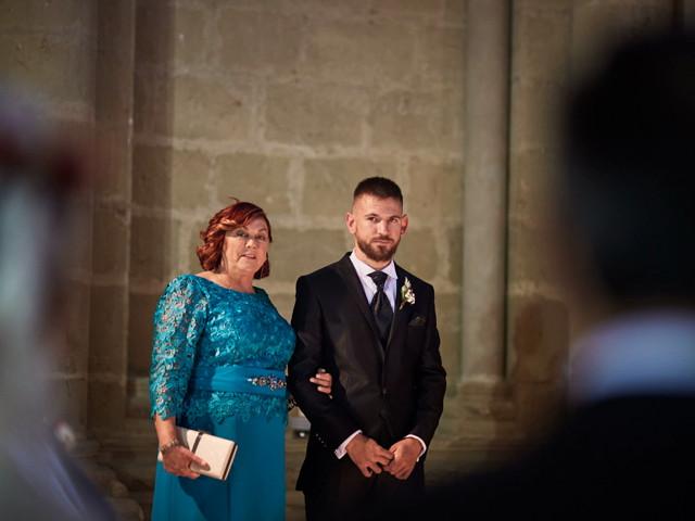La boda de Andrés y Julia en Luna, Zaragoza 1
