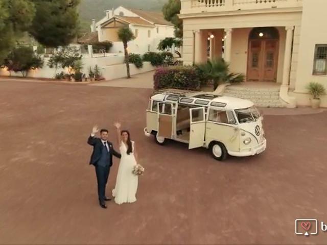 La boda de Adri y Isa en Sagunt/sagunto, Valencia 1
