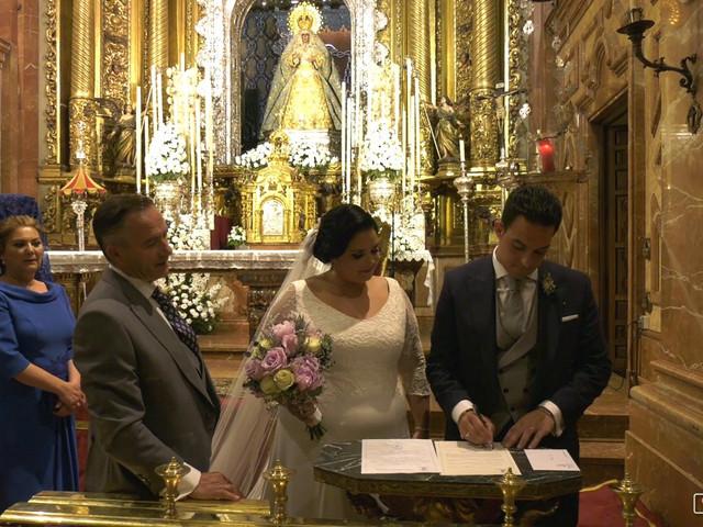 La boda de Gema y Carlos en Jerez De La Frontera, Cádiz 1