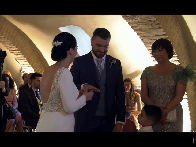 La boda de Cristina y Sergio en Villanueva Del Ariscal, Sevilla 1