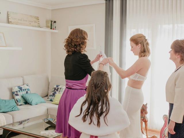 La boda de Ibai y Caroline en Vitoria-gasteiz, Álava 1