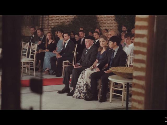 La boda de Pablo y Cristina en Boadilla Del Monte, Madrid 1