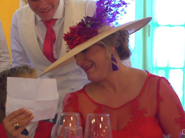 La boda de Juan Antonio y Ana Gemma en Guillena, Sevilla 1