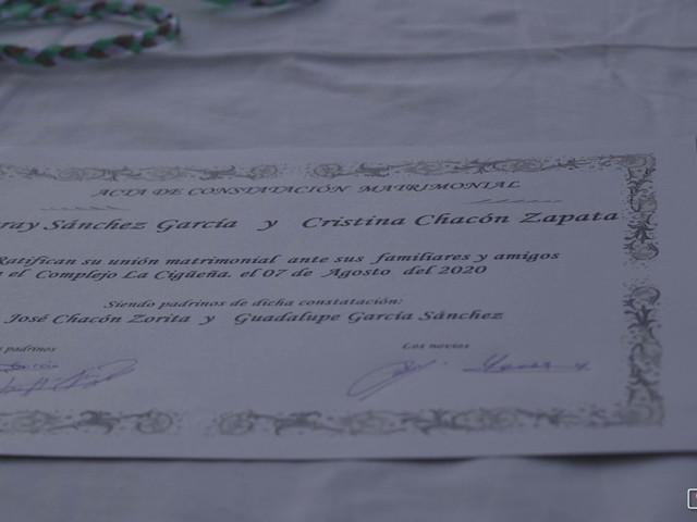 La boda de Cristina y Yeray en Arganda Del Rey, Madrid 1