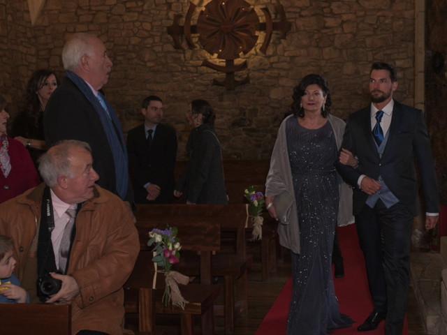 La boda de Xabi y Amaia en Getxo, Vizcaya 1