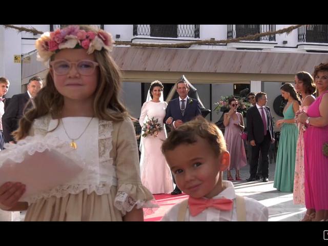 La boda de Maria de los Angeles y Manuel en Almonte, Huelva 1