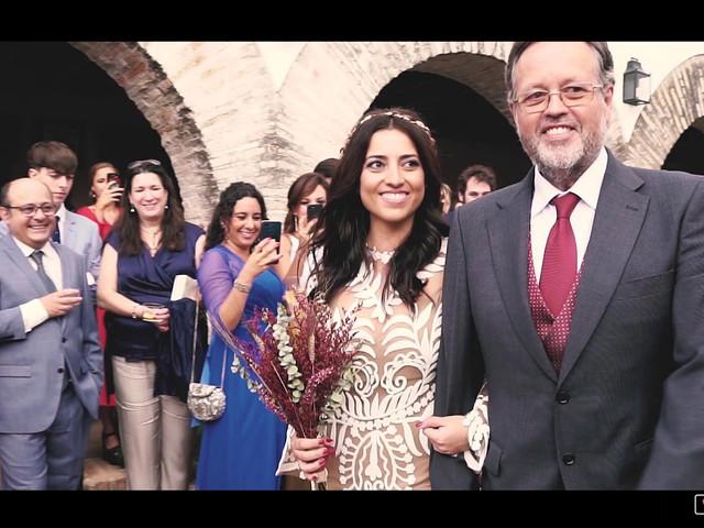 La boda de Héctor y Paula en Sevilla, Sevilla 1