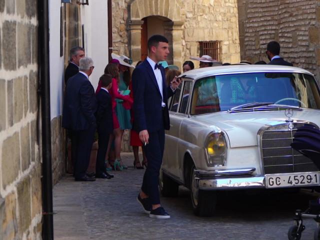 La boda de Miguel y Ana en Baeza, Jaén 1