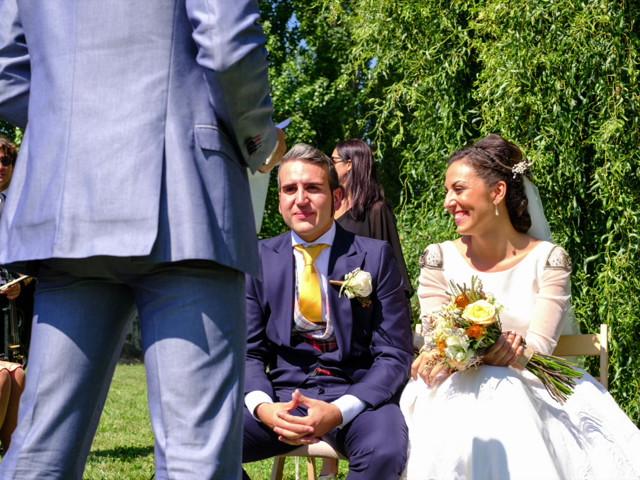 La boda de Javier y Jessica en Alfajarin, Zaragoza 1
