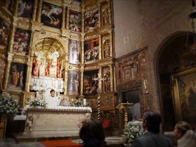 La boda de José y Irene en Sevilla, Sevilla 1