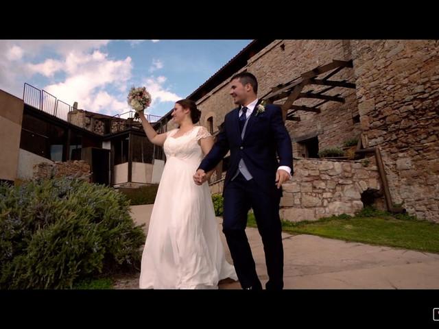 La boda de Patri y Albert en Igualada, Barcelona 1