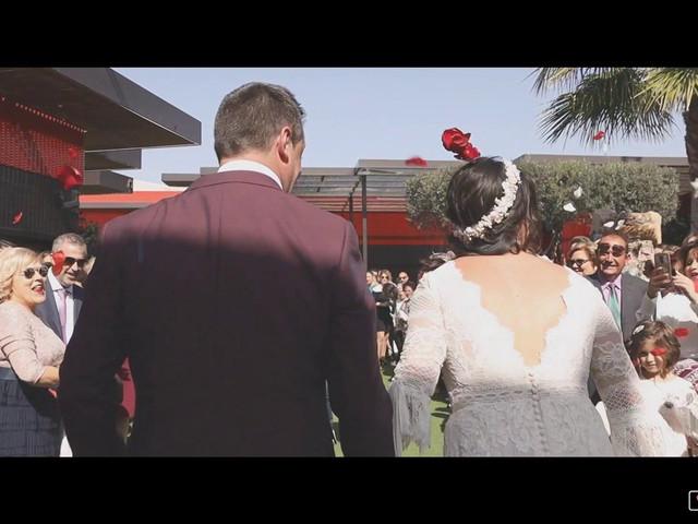 La boda de Isidro y Salomé en Alcantarilla, Murcia 1
