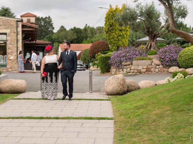 La boda de Brais y Miriam en Abegondo, A Coruña 1