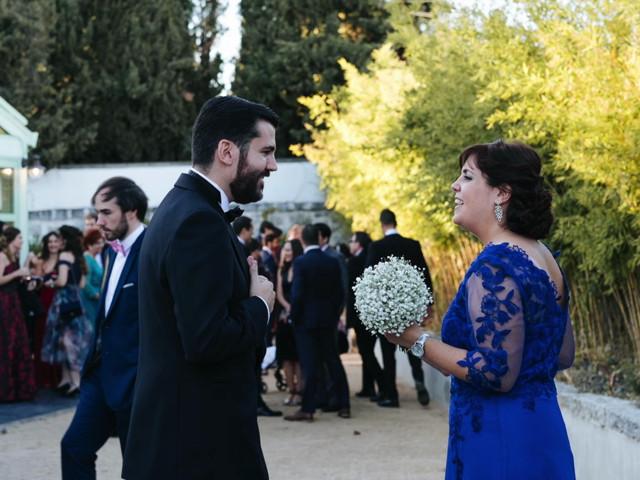 La boda de Jordi y Beatriz en Torrelodones, Madrid 1