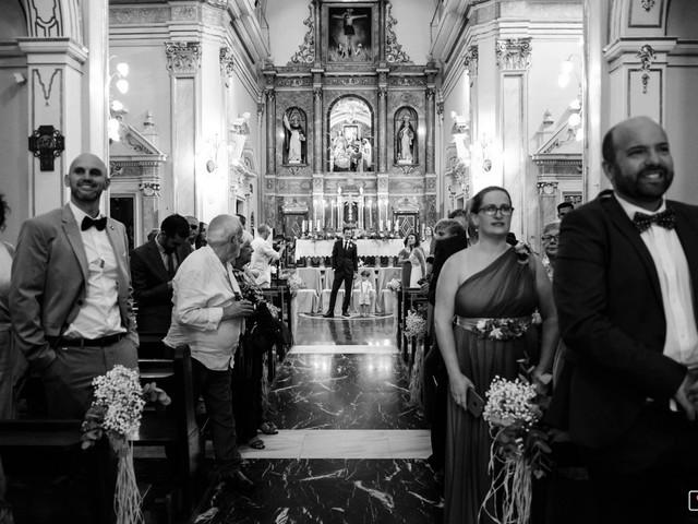 La boda de Elena y Carmelo en Valencia, Valencia 1