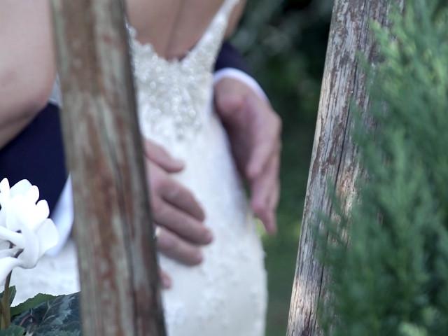 La boda de Borja y Mirian en O Carballiño, Orense 1