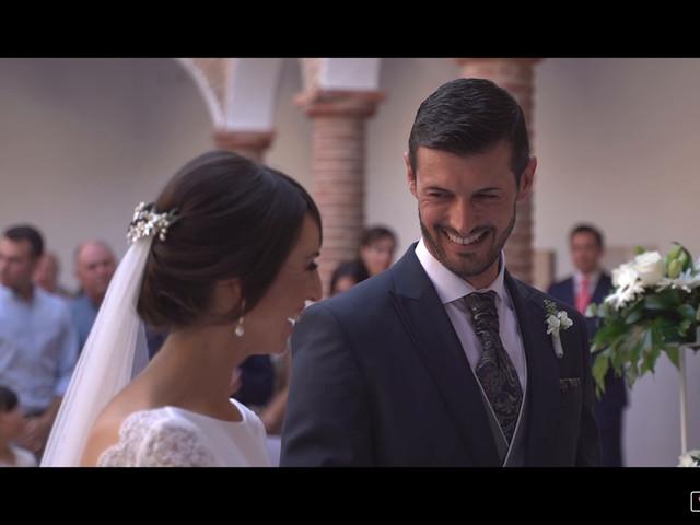 La boda de Pilar y Daniel en Alhaurin El Grande, Málaga 1