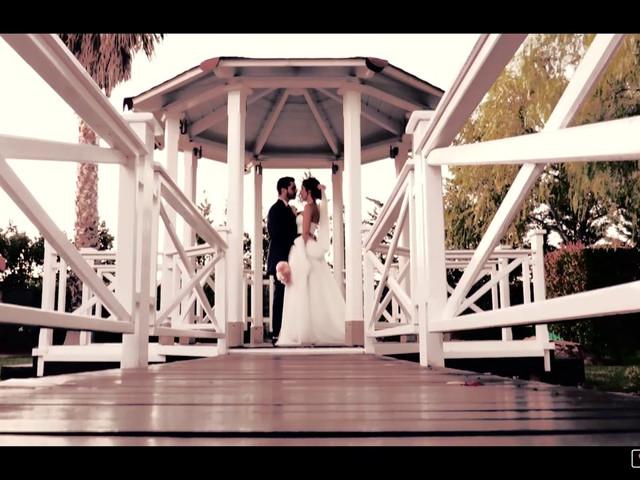 La boda de Joel y Paloma en Montbrio Del Camp, Tarragona 2