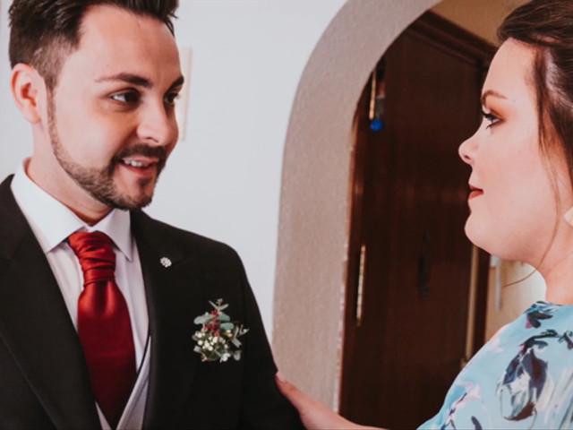 La boda de Juan Carlos y Cristina en Benalmadena Costa, Málaga 1