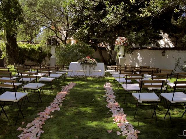 La boda de Estefanía y Sergio en Cubas De La Sagra, Madrid 1