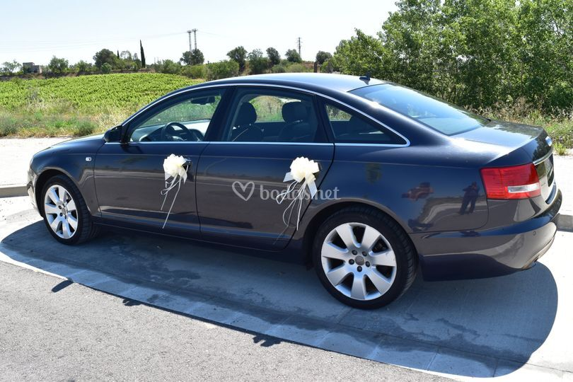 Audi A6 decorado