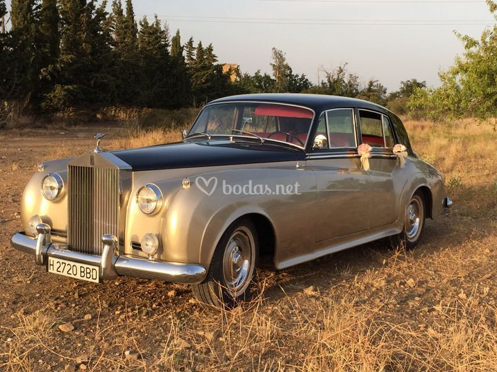 Rolls Royce Silver Cloud, 1960