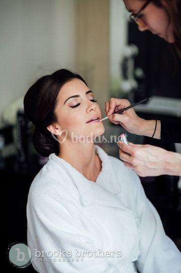 Carla (maquillaje y peinado)