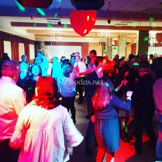 Llamedo Eventos - Baile