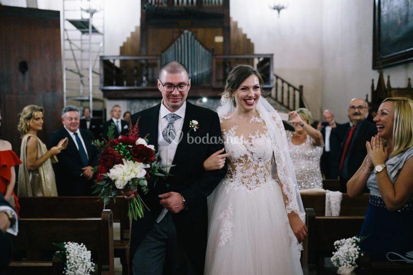 Boda Anastasia + Jorge.