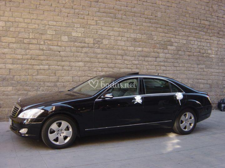 Mercedes Clase S