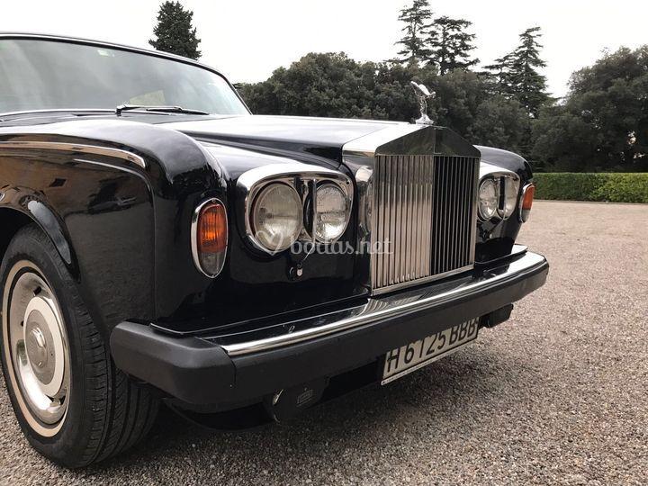 Rolls Royce Silver Shadow Negr