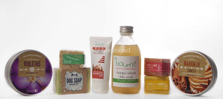 Productos Baumé