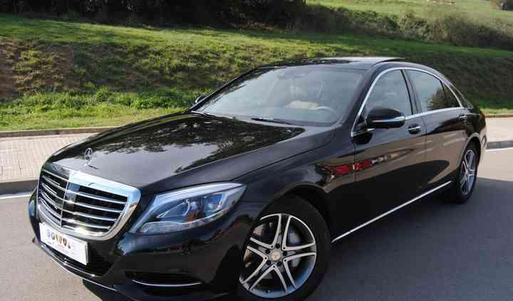 Clase S Mercedes Benz