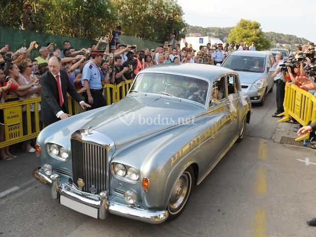 Bentley S3 Xavi FCB