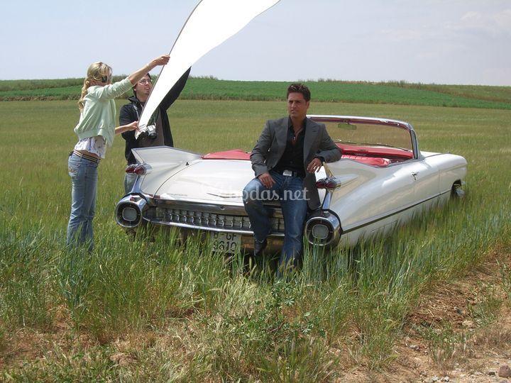 Cadillac serie 62 David