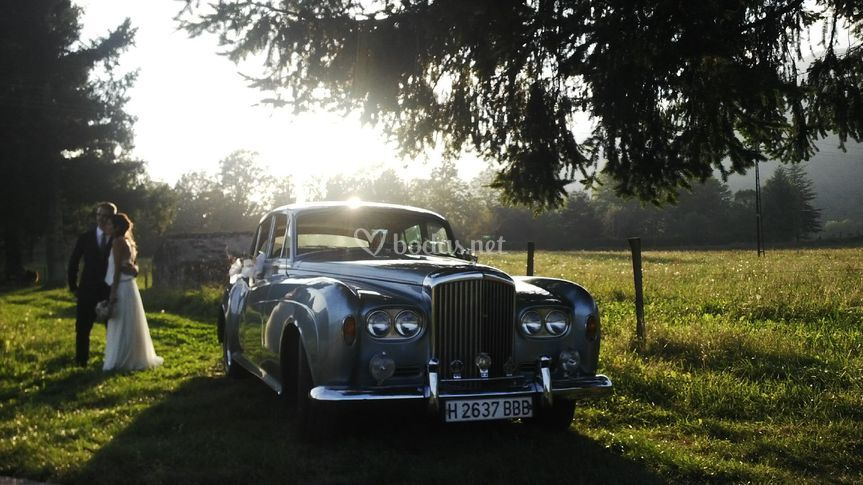 Bentley S3 Pau