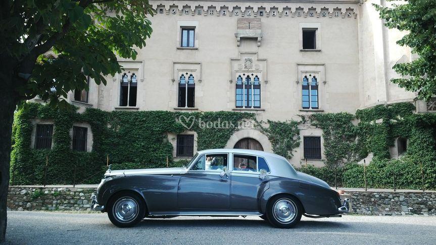 Rolls Silver de Gevicar