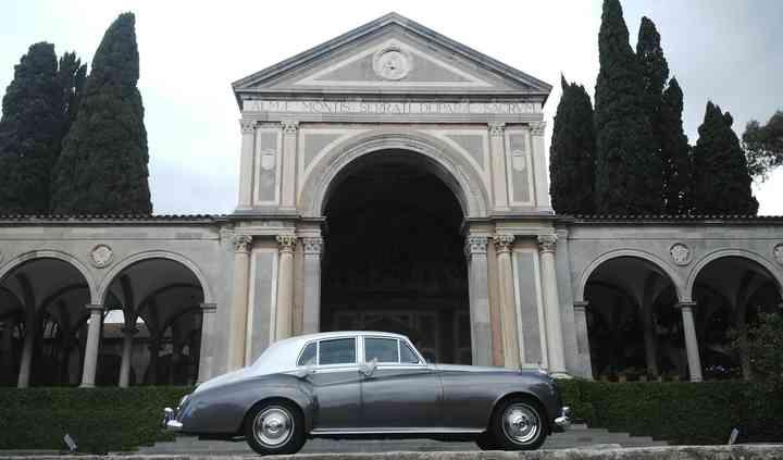 Rolls Royce Silver Cloud Pedra