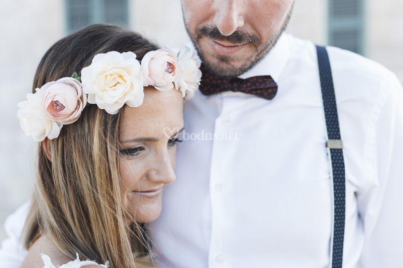 Preciosa boda en Menorca