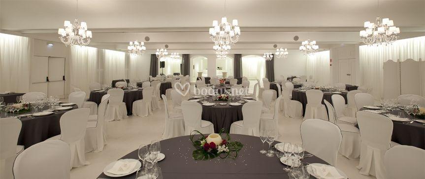 Salón Espai Blanc