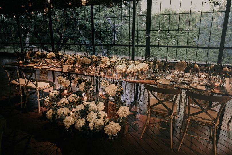 Mesas preciosas