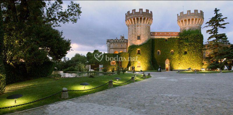 Hermoso castillo
