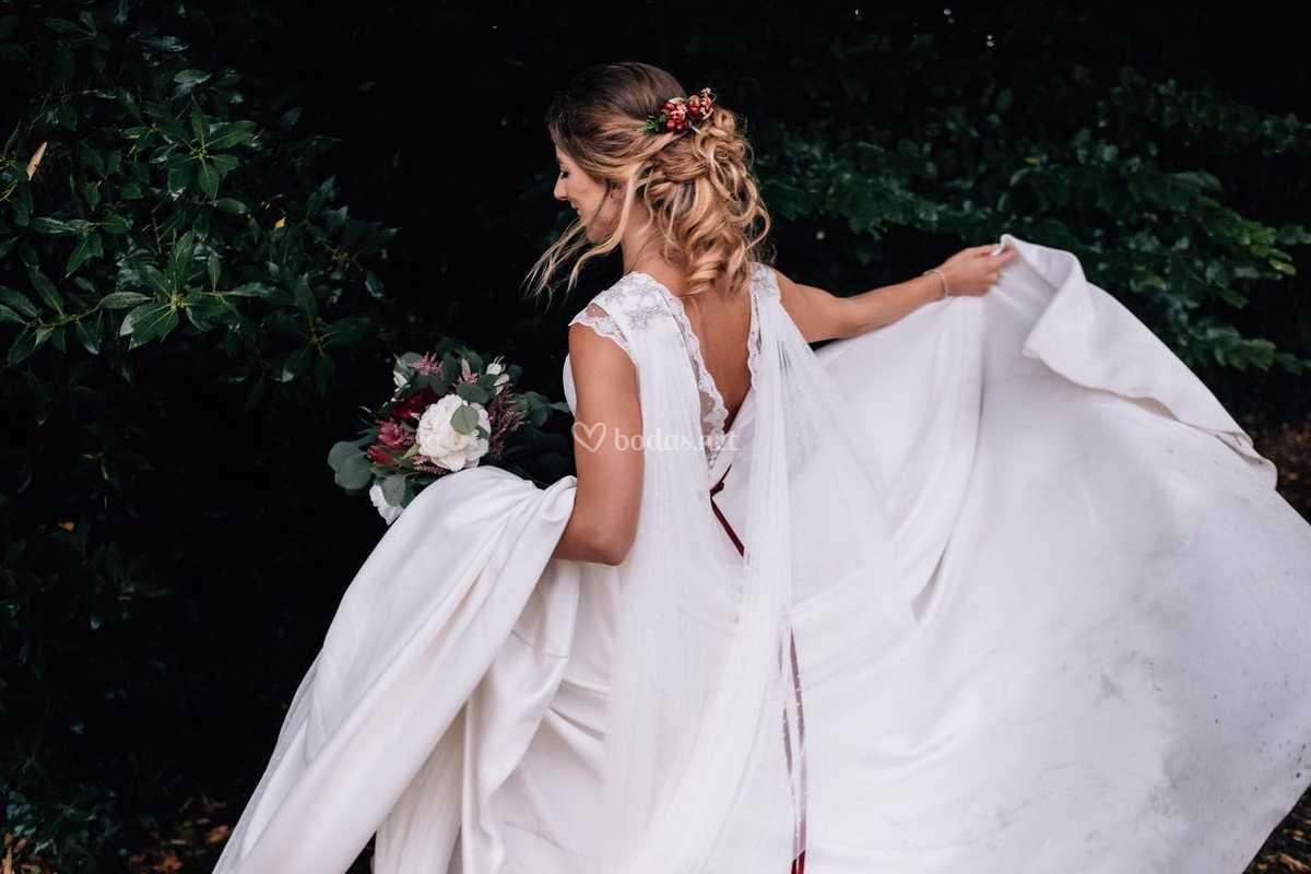 Novia real Mireia Vidal Brides